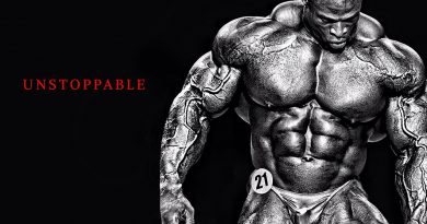 GET BACK UP [HD] Bodybuilding Motivation
