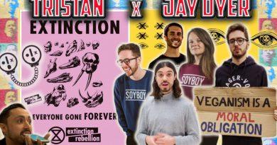 Jay Dyer & Tristan | Vegan debate tactics debunked | Veganism: moral obligation or cultural virus?