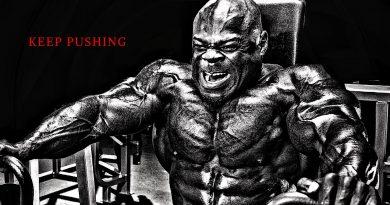 KEEP PUSHING [HD] BODYBUILDING MOTIVATION
