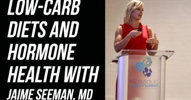 Low-Carb for Fertility, Menopause w/ Dr. Jaime Seeman LIVE @Metabolic Health Summit