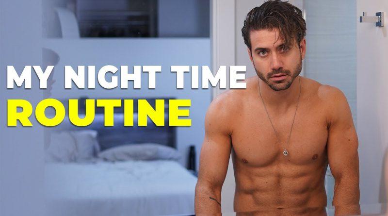 MY NIGHT TIME ROUTINE 2020 | Alex Costa