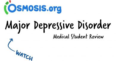 Major Depressive Disorder   Clinical Presentation