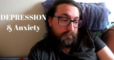 Male Depression Vlog | Paul Opening Up About Depression & Anxiety