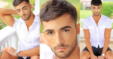 Men's Grooming & Makeup / OOTD   Camera Ready