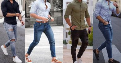 Men's Shirt with Jeans Style|Latest Shirt and Jeans Combination for Men|Men Jeans Shirt Fashion 2019
