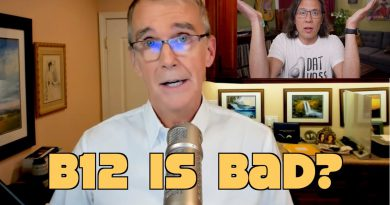 No More B12 Supps for 24+ Year Vegan! Has Jeff Nelson Gone Mad?