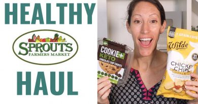 Sprouts Farmers Market Healthy Haul |  NEW Finds Feb 2020 Healthy Products at Sprouts | Sprouts Haul