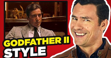 Style Expert Breaks Down The Godfather: Part II