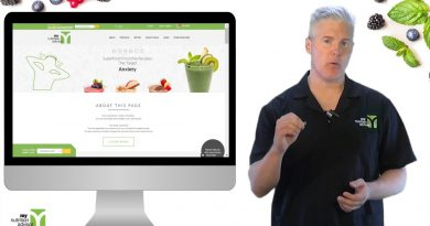 Superfood Green Smoothie for Anxiety | My Nutrition Advisor