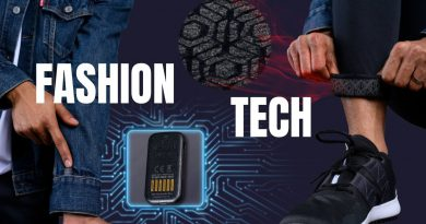 The Future of Fashion | 7 Tech:Gadgets In Clothing ALL Men Should Try In 2020