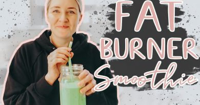 WEIGHT LOSS GREEN SMOOTHIE || How I make it & the gym!