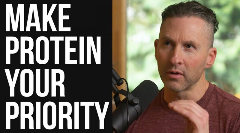 Why High Protein Diets Help You Lose Fat w/ Dr. Ted Naiman