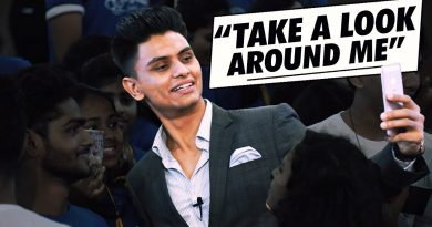 'TAKE a LOOK AROUND ME' | BEST Men's Lifestyle Motivation Video for Indian Guys | Mayank Bhattachrya