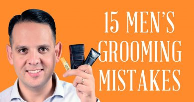 15 Men's Grooming Mistakes & To Avoid Them