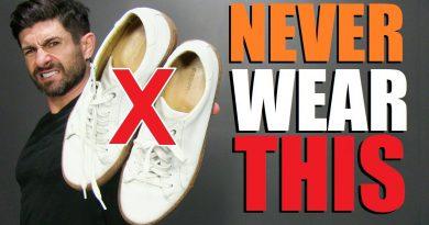 6 Sneakers Men Should NEVER Wear! (SNEAKER RULES)