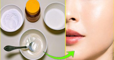 Anti Aging Secret Face Mask Using It Will Make You Look Ten Years Younger