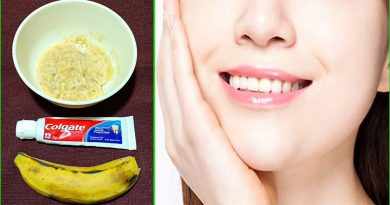 Banana And Toothpaste Face Pack Apply It Change Your Skin Forever, Skin Whitening Face Pack