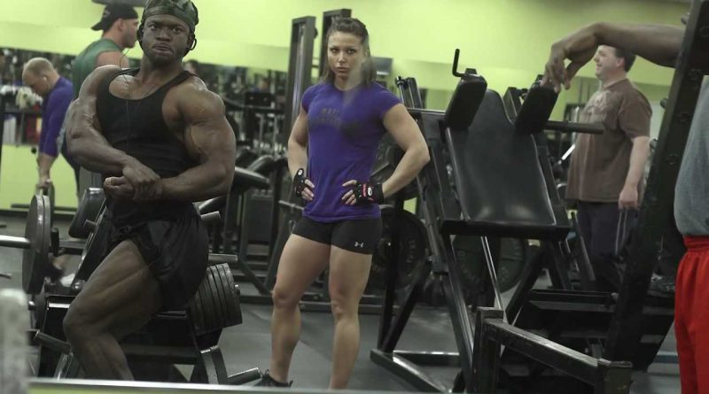 Bodybuilding Documentary Kevin Johnson