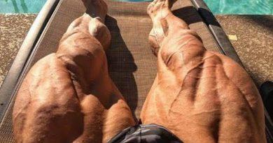 Bodybuilding motivation - Toughness