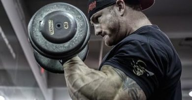 Bodybuilding motivation - Without Fear