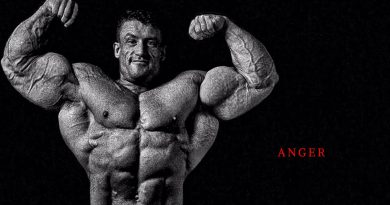 CONTROL YOUR ANGER [HD] Bodybuilding Motivation