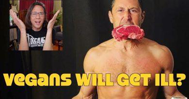 Carnivore Doctor: Vegans Will Get Virus. Carnivores are Safe! WTF?
