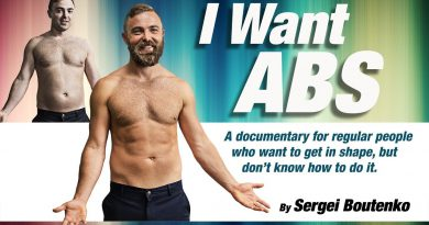 FITNESS DOCUMENTARY: I Want Abs By Sergei Boutenko (full movie)