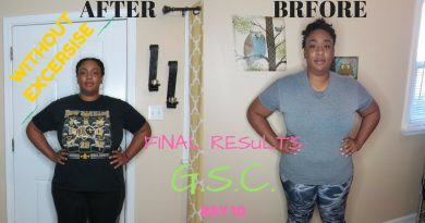 GREEN SMOOTHIE CLEANSE FINAL RESULTS| NO EXERCISE!!