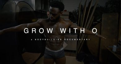 GROW WITH O: A BODYBUILDING DOCUMENTARY | PART 1: BLACK GUYS NEED TANS TOO