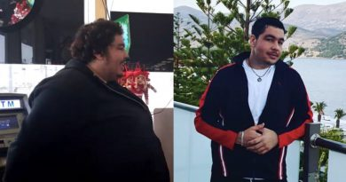 Greekgodx Talks About His Weight Loss Journey
