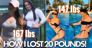 HOW I LOST 20 POUNDS IN 2 MONTHS!! My Weight Loss Journey | gianna ziviello