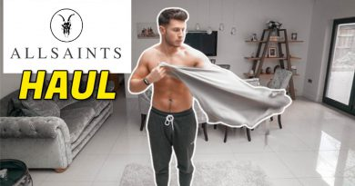HUGE All Saints Men's Clothing Haul & Try-On | Men's Fashion 2020