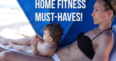 Home Fitness Must-Haves + ACE2 Gene & Vitamin D