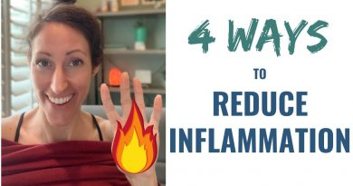 How To Lower Your Inflammation Levels to Protect Against Cellular Aging & Cellular Damage