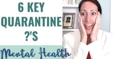 How to Stay Positive During a Quarantine - 6 Key Quarantine Questions to Ask Yourself