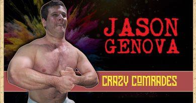 Jason Genova Bodybuilding documentary - Crazy Comrades
