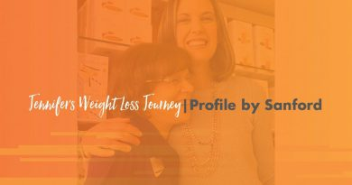 Jennifer's Weight Loss Journey | Profile by Sanford