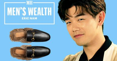K-Pop Star Eric Nam on The Best Money He's Ever Blown | Men'$ Wealth | Men's Health