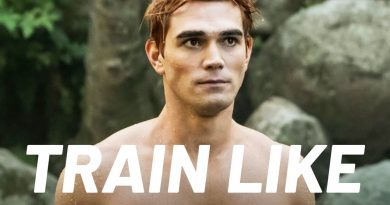 KJ Apa Shares His Favorite Chest and Ab Workout   Train Like A Celebrity   Men's Health