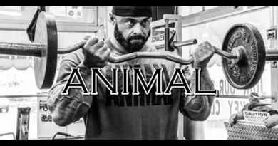 LIFE OF AN ANIMAL [HD] Bodybuilding Motivation