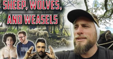 LIVE | Sheep, Wolves, & Weasels | Meat, Meaning, and Vegans in the new world