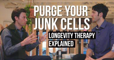 Longevity, Senescence, Autophagy, mTOR Inhibition + More w/ Jeff Grimm