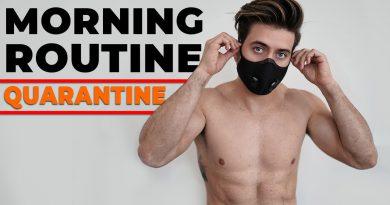 MY MORNING ROUTINE During Coronavirus Quarantine | Alex Costa