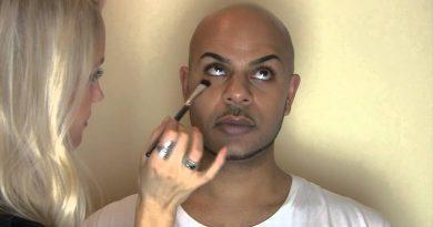 Male Grooming Makeup Tutorial