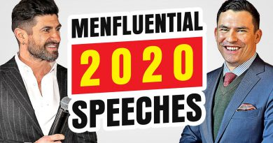 Menfluential 2020 (What You Missed & Life-Changing Speeches)