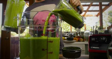 Powered By Green Smoothies film 2014 (first 15 mins)