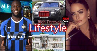Romelu Lukaku Lifestyle | Girlfriend | Family | Net worth | Cars | Sarah Mens | Rich Forever