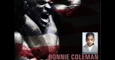 Ronnie C Bodybuilding Documentary [GFL PRO Release]