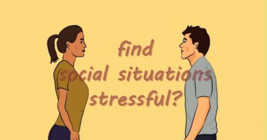 Social Anxiety Disorder Animation