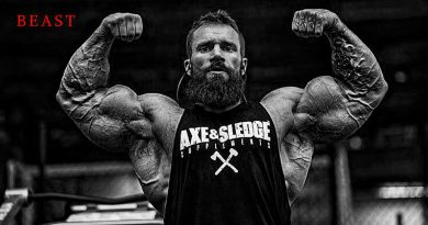 TRY AND HOLD ME BACK [HD] Bodybuilding Motivation